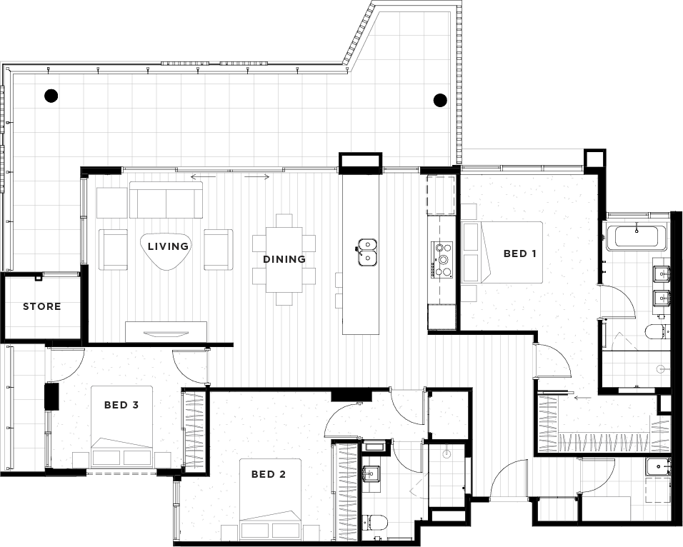 Apartment 07 Floorplan