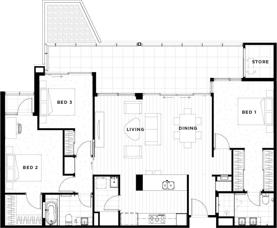 Apartment 24 Floorplan